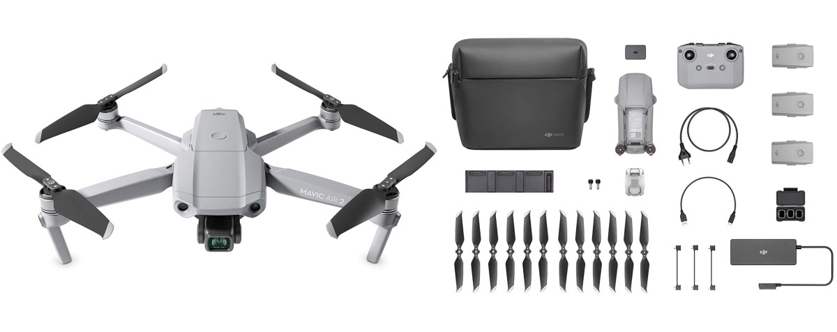 DJI Mavic Air 2_Gifts for Architects