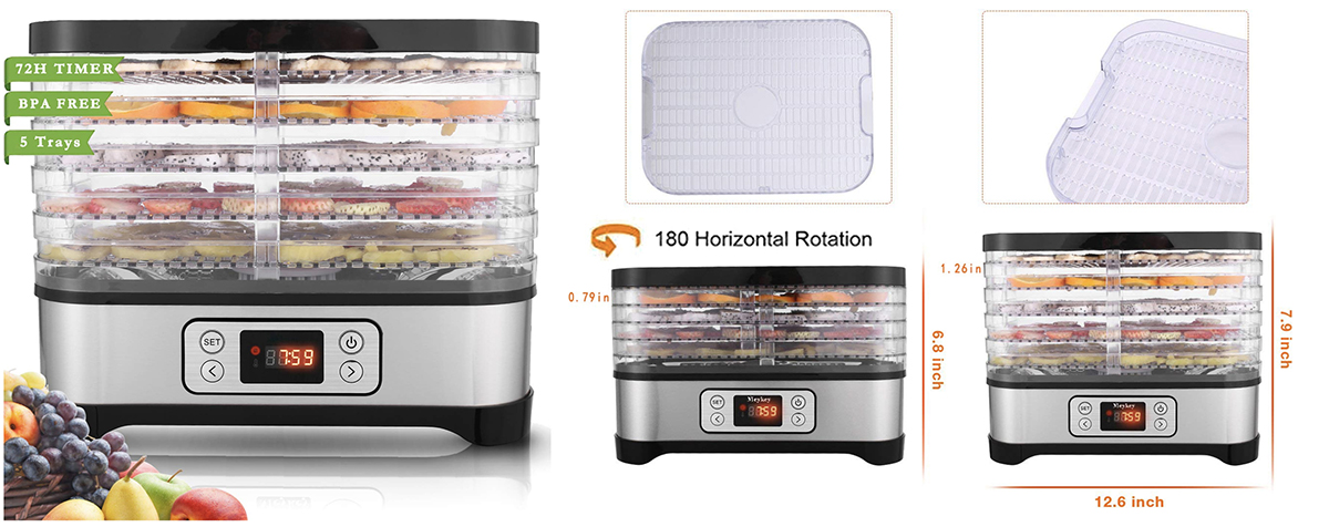 Food Dehydrator - Gifts for Architects