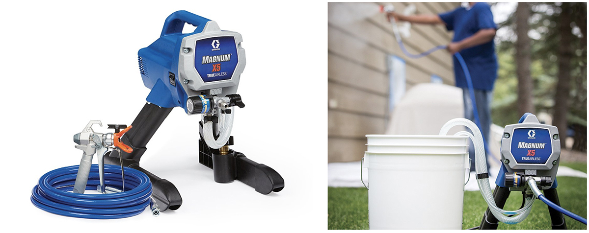 Graco Magnum X5 Airless Sprayer - Gifts for Architects
