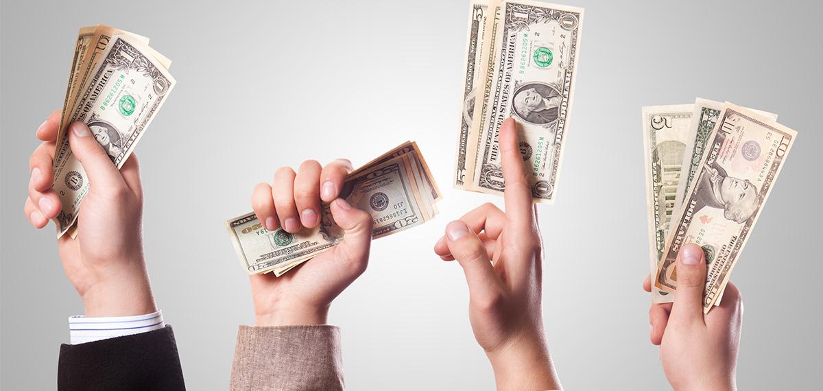 Money Speaks for Speakers