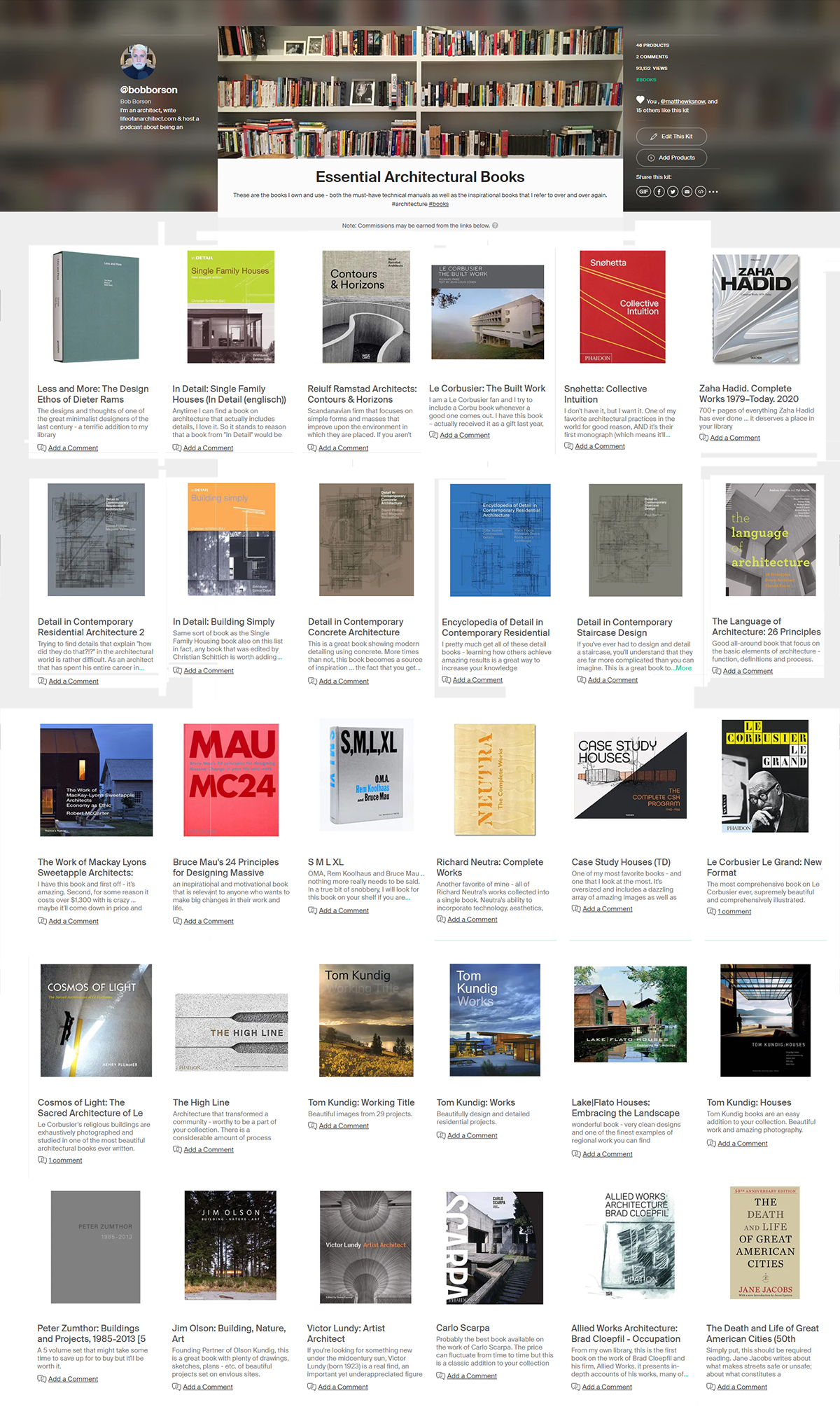 Architecture Books - 2020
