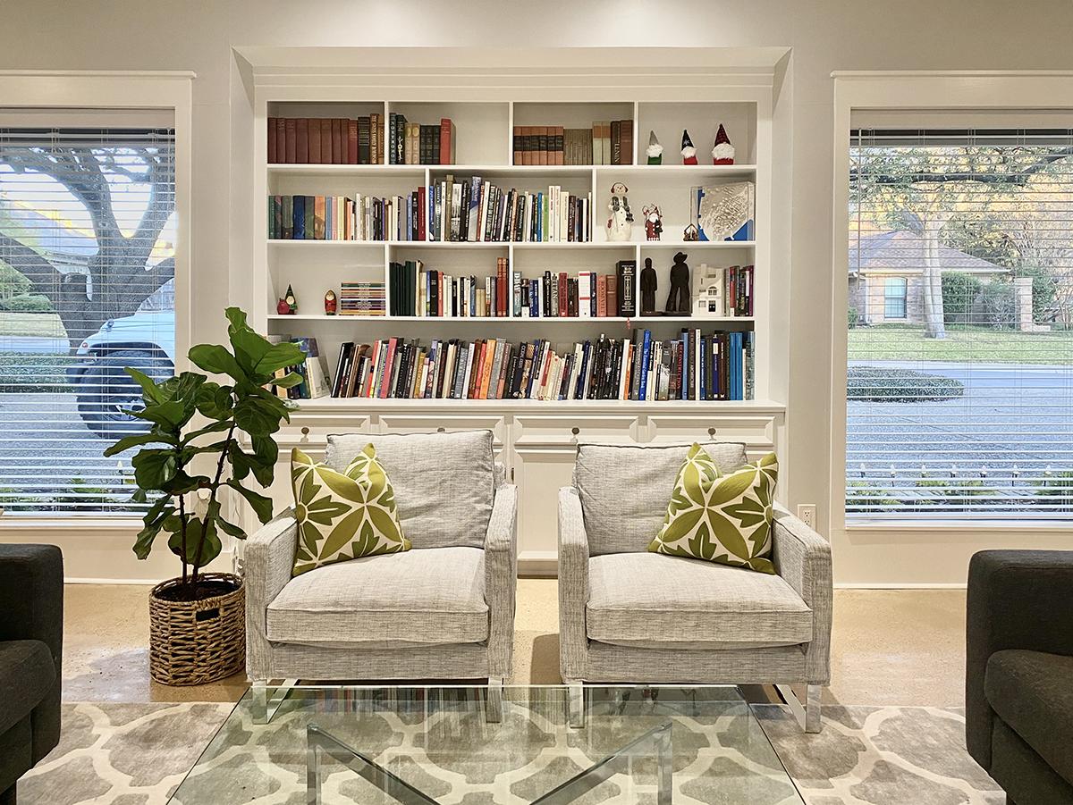 Bob Borson's Bookshelf