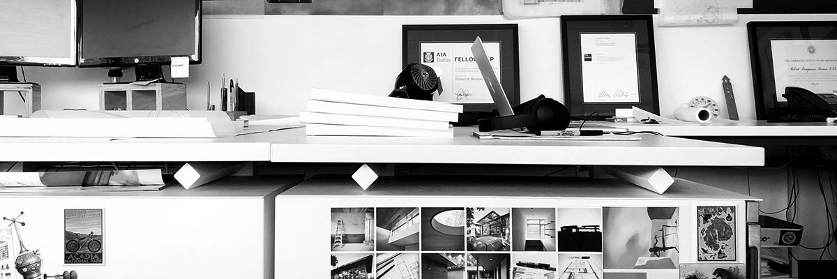 An Architects Desk