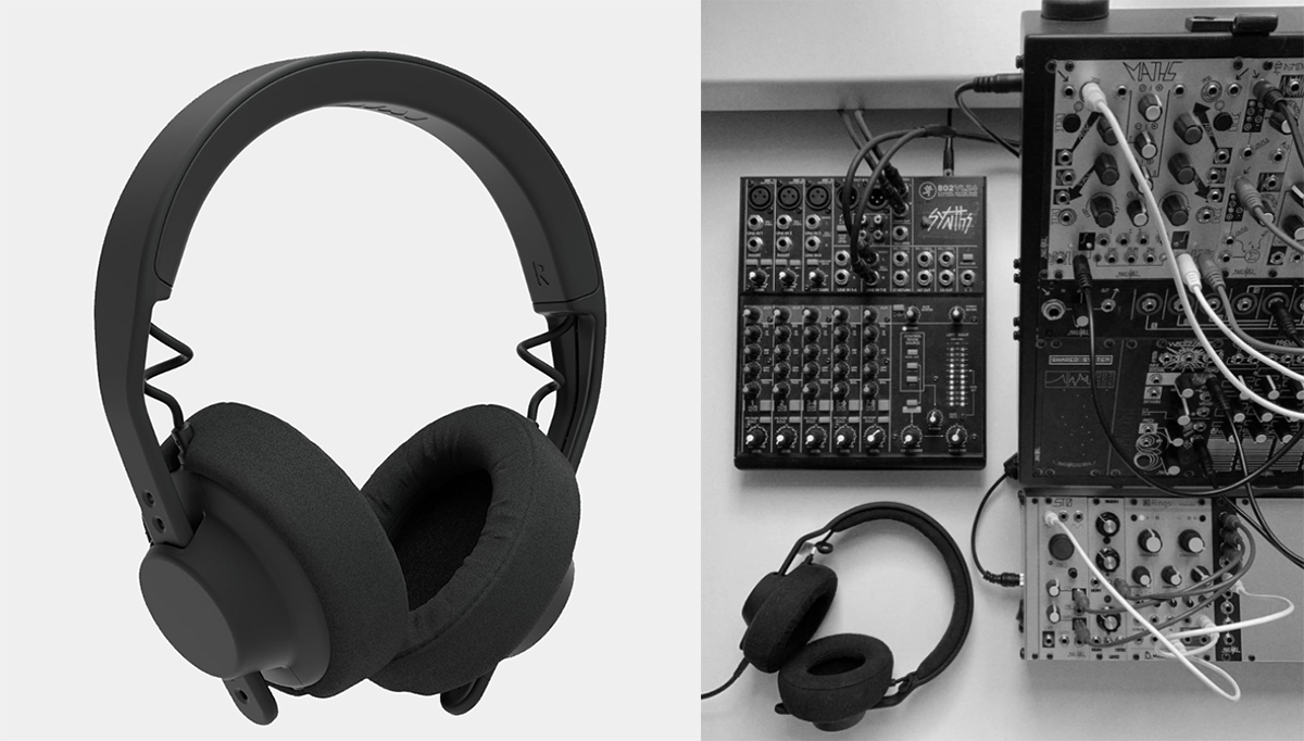 TMA 2 HD wireless headphones from AIAIAI
