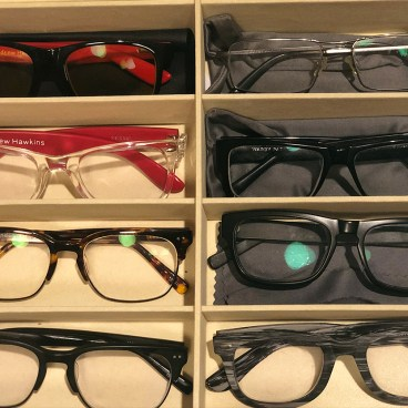 Andrew's Spectacle Collection All