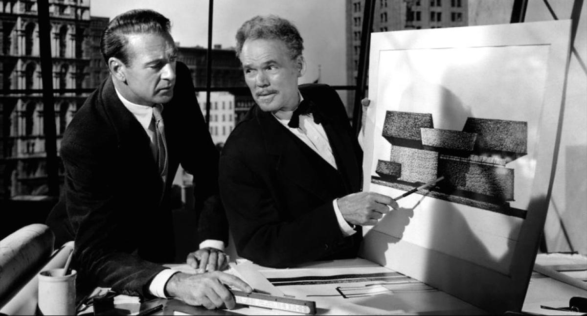 The Fountainhead Movie Architects