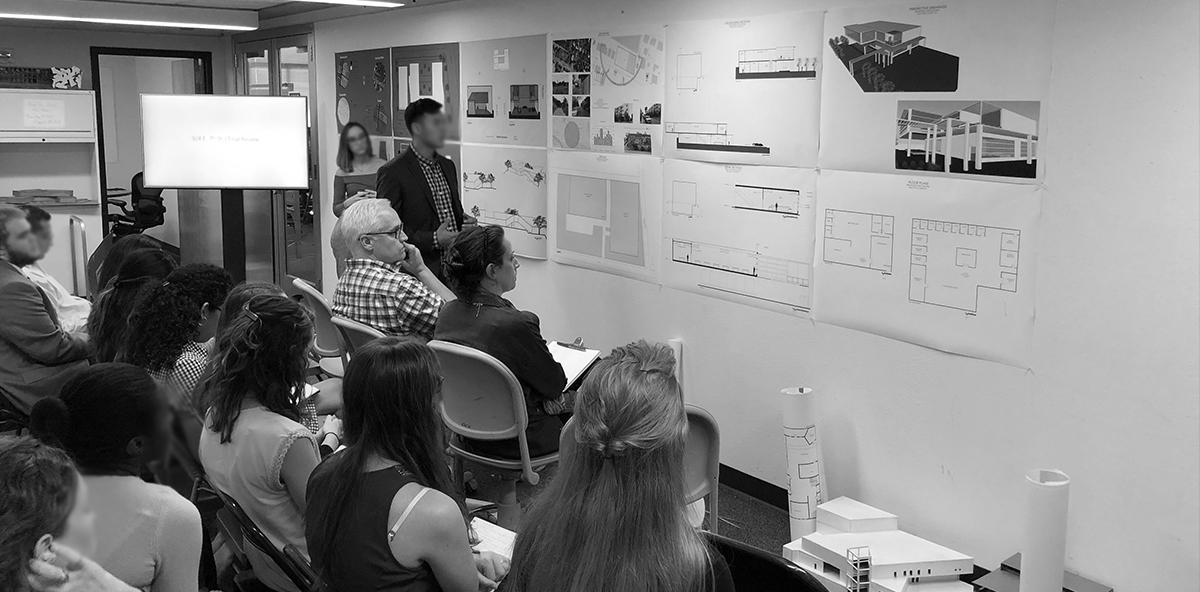 Architecture Studio Review
