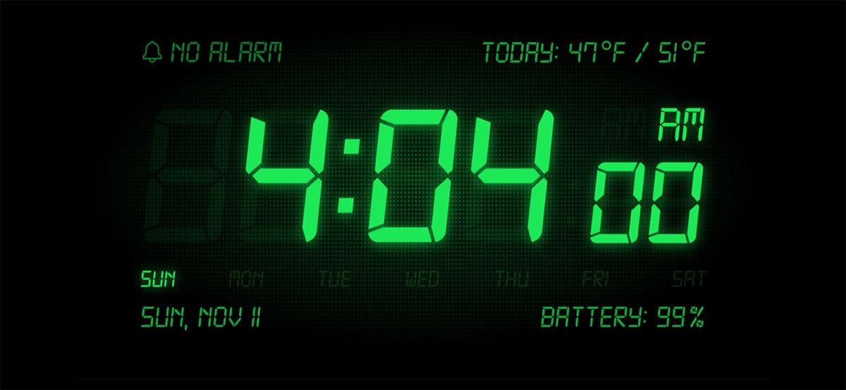 Architect's Alarm Clock