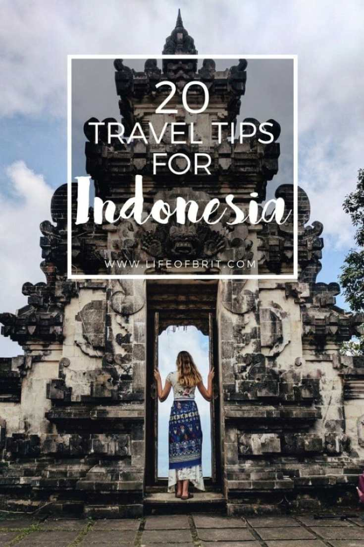 20 Travel Tips for Indonesia