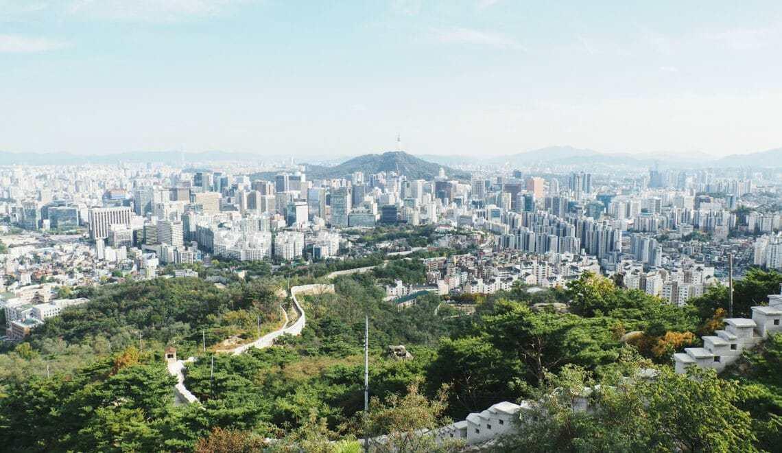 Cost of living in korea