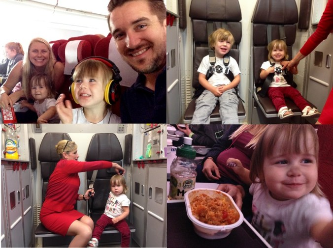 Seriously, how can you entertain toddlers on an 11-hour Trans-Atlantic flight?