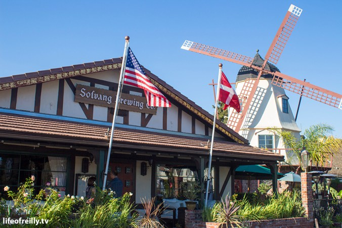 Solvang is a place like no other in California. It's the complete opposite of what you would expect to see on the Pacific Coast Highway!