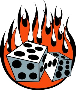 Dice Flames