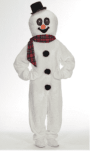 snowman suit rental