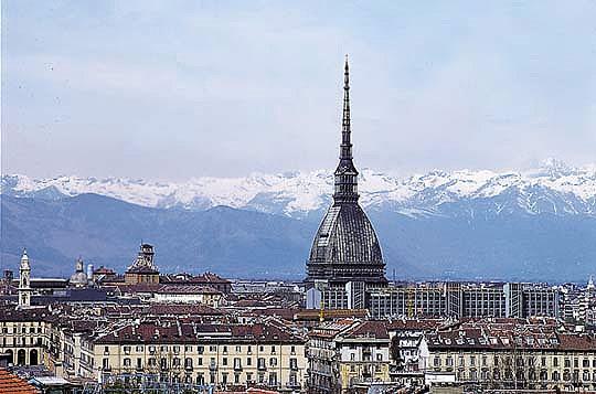 La Mole Antonelliana simbolo di Torino  Le guide di Lifeoleico