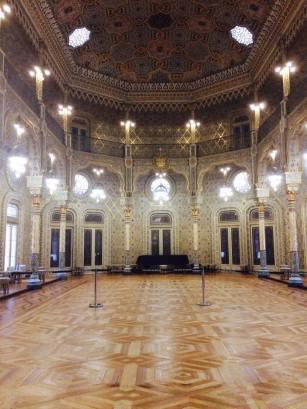 Palacio da Bolsa-Sala de Arabe