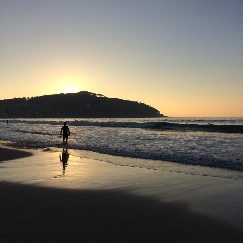 walks, healthy,  fitness, outdoors, forest, nature, hike, hiking, surf, galicia