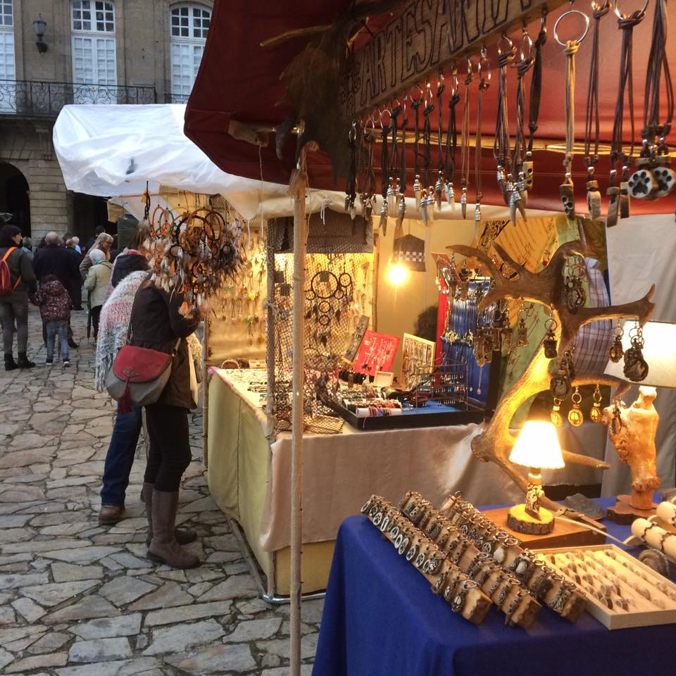 galicia, santiago, camino de santiago, markets, nightscape, night, date night