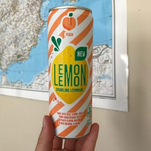 august, favorites, product, review, lemon, fruity, peach, low calorie