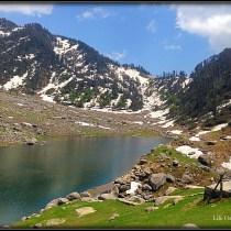 A Trek to Kareri Lake in the Dauladhar Mountains