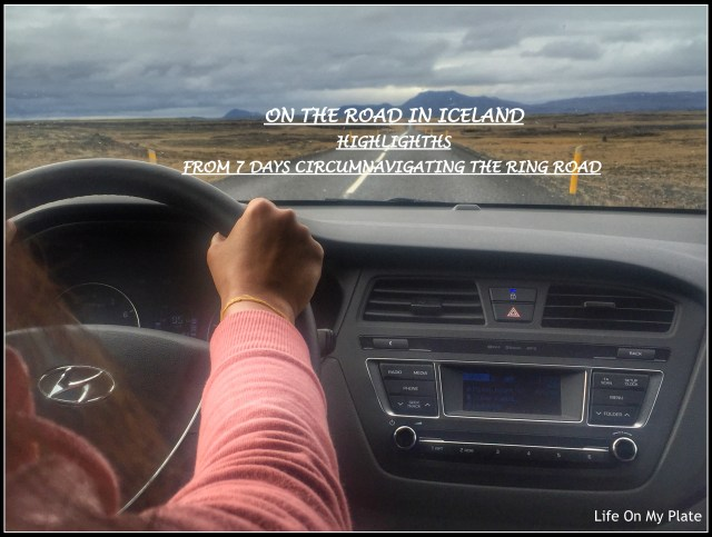 Iceland Road Trip - Life On My Plate