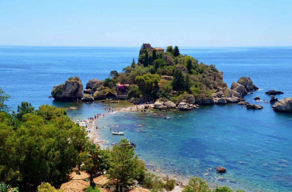 Isola Bella Mazzaro