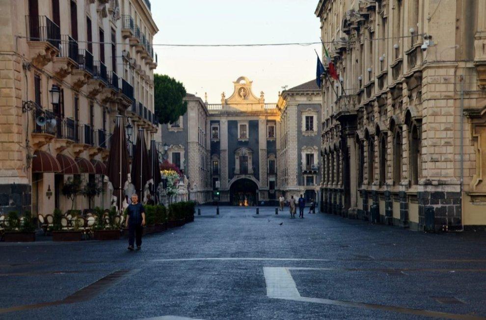 Porta Uzeda Catania