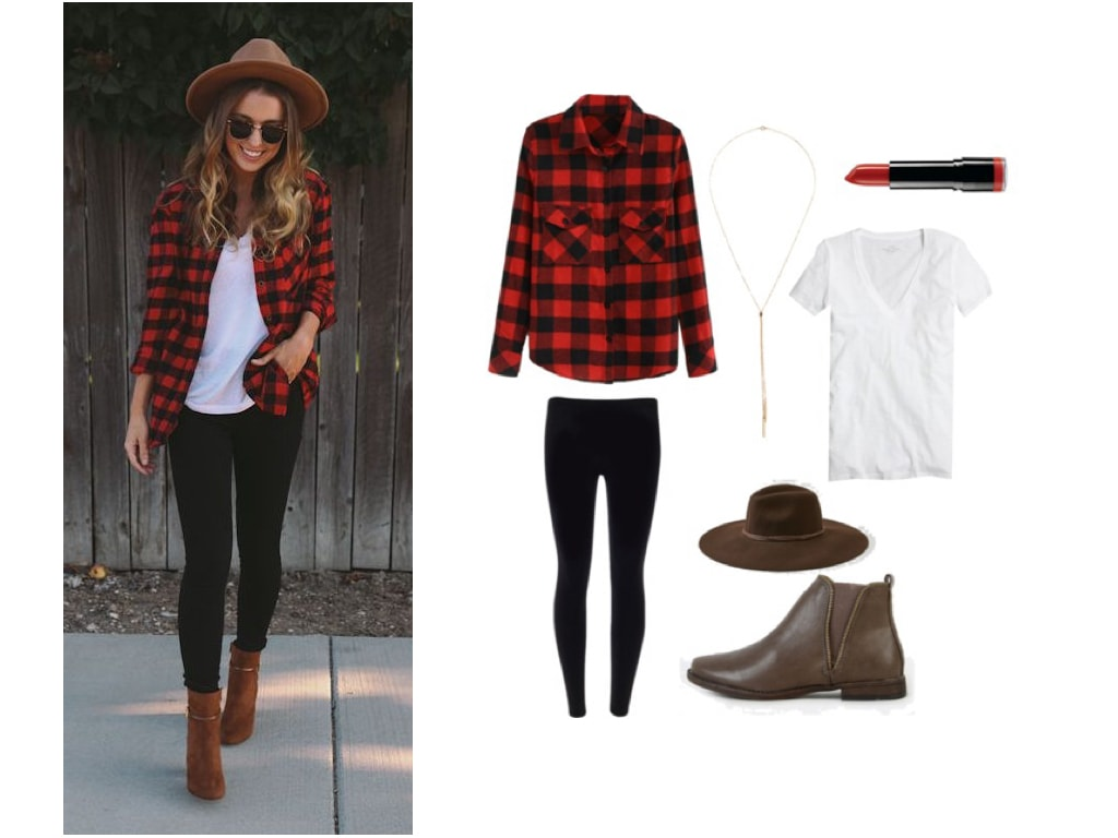 10 fall outfits under $100