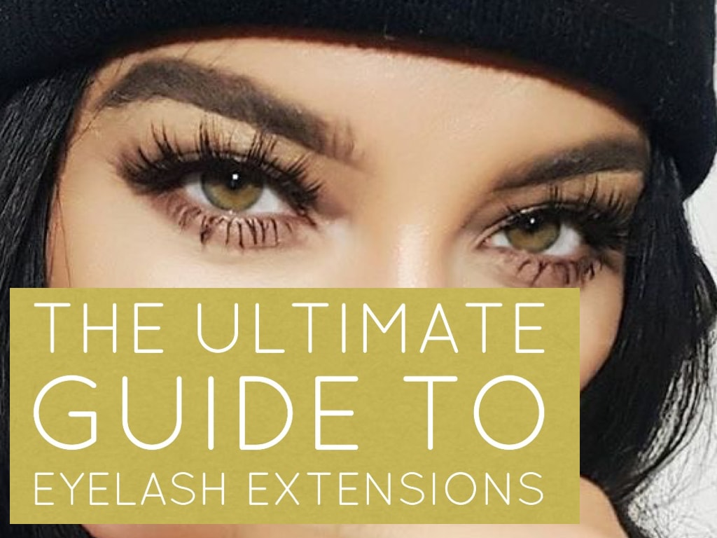 The Ultimate Guide to Eyelash Extensions