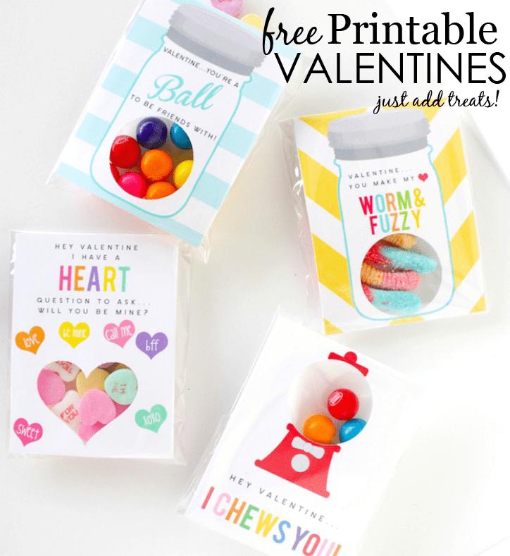 Free-Printable-Valentine bags