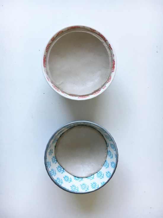 bowl shaping