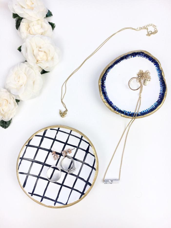 DIY Jewelry Dishes