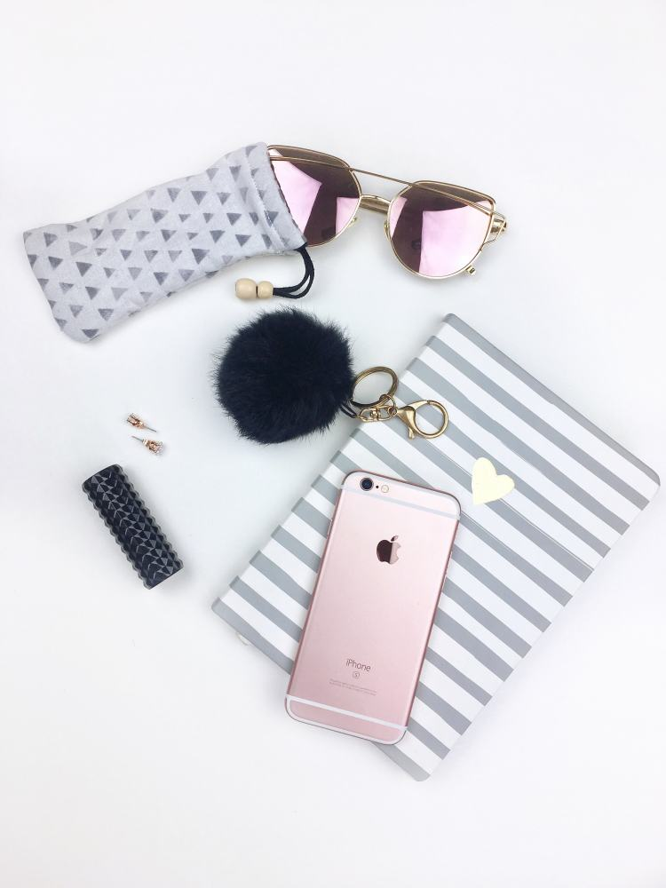 diy sunglasses case
