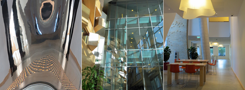 Dr Chau Chak Wing Building at UTS - Frank Gehry