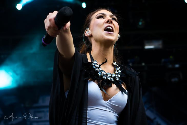Elize Ryd - Amaranthe
