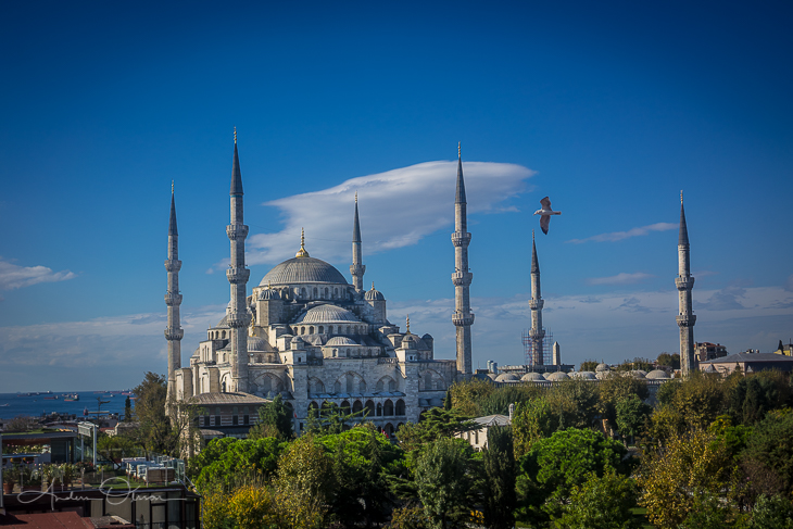 Istanbul - Blue Mosque