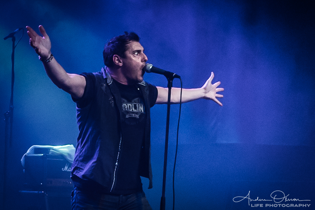 Hardline - Johnny Gioeli