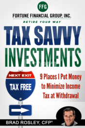 Tax Savvy Investments