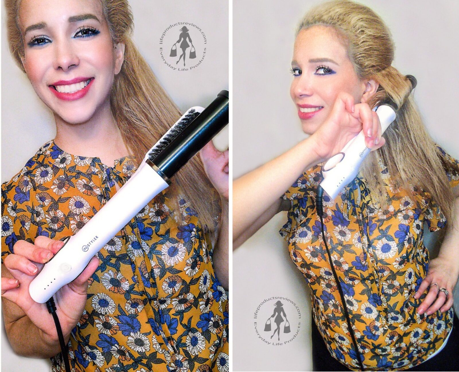 Hair-Straightener-tutorial-how-to-tips