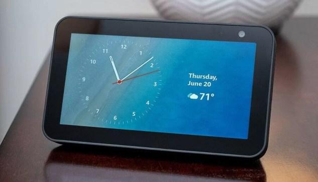 Amazon Echo Show 5 Smart Clock