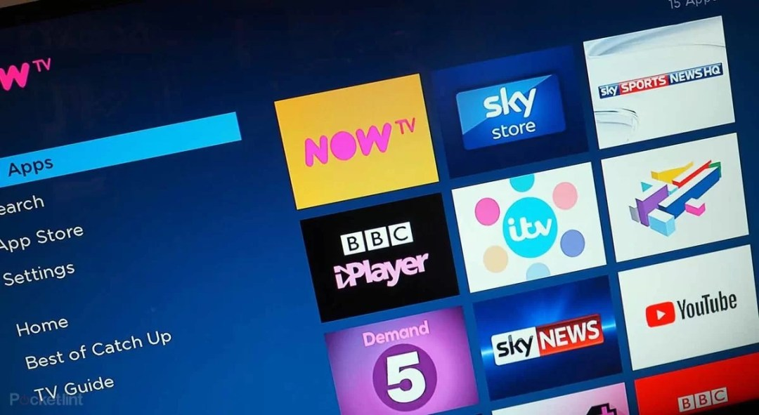 How to watch IPTV on NOW TV Box?