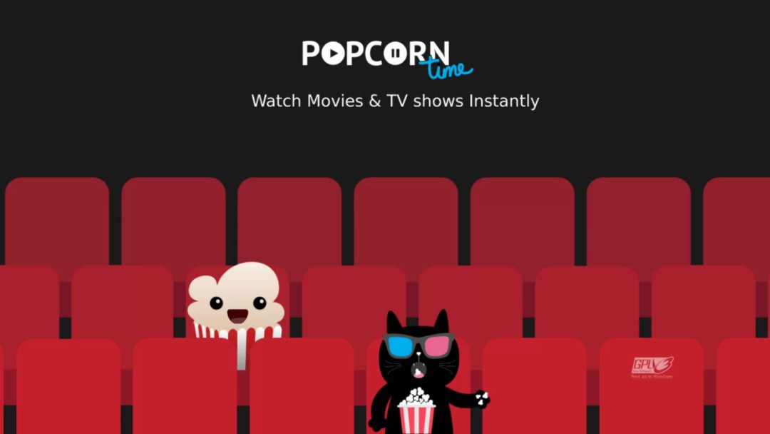 Launch Popcorn Time