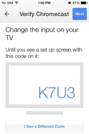 How to use Chromecast on iPhone/iPad?