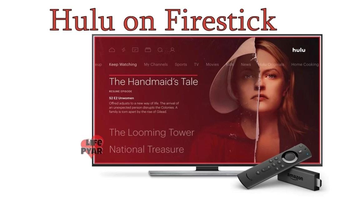 Hulu on Firestick