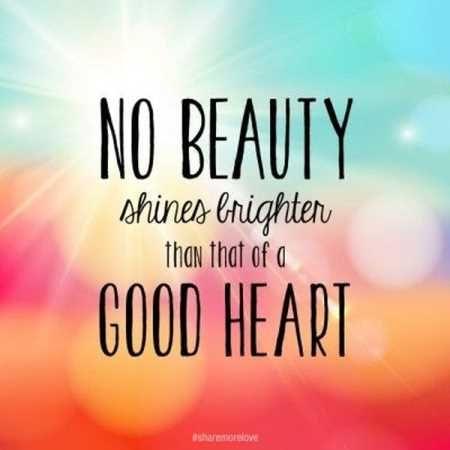 No Beauty Shines Brighter