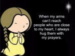 When My Arms Can't.....