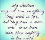 My Children May Not....