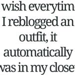 I Wish Every-time I Reblogged…