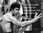 The Successful Warrior Is...