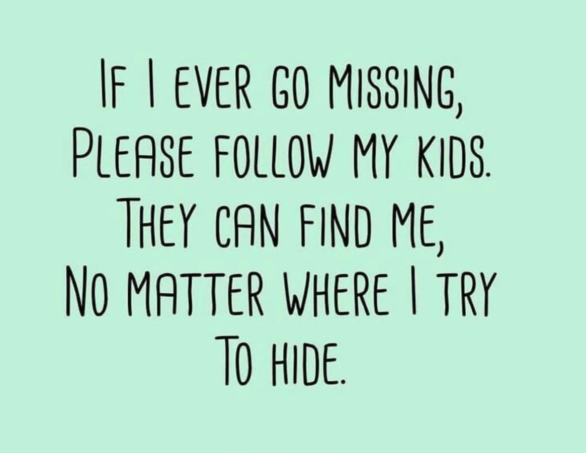 If I Ever Go Missing